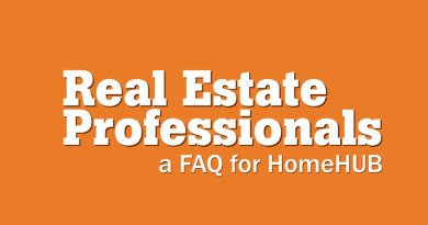 FAQ for Real Estate Professionals