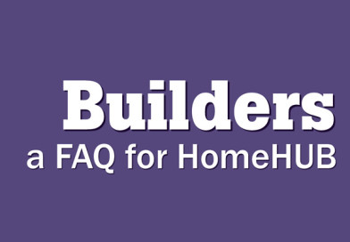 FAQ for Builders